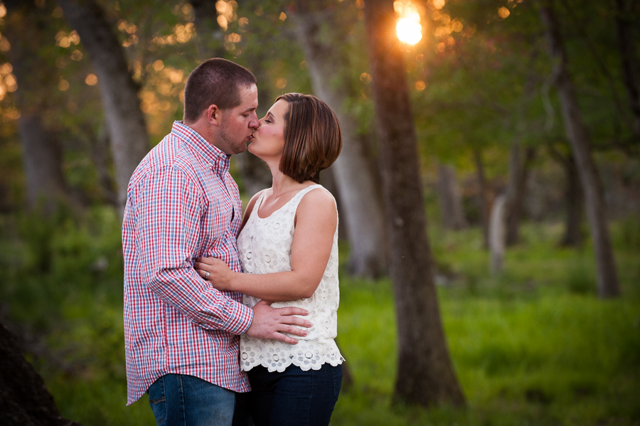 Laura & Nick- Leesville SC Engagement Session