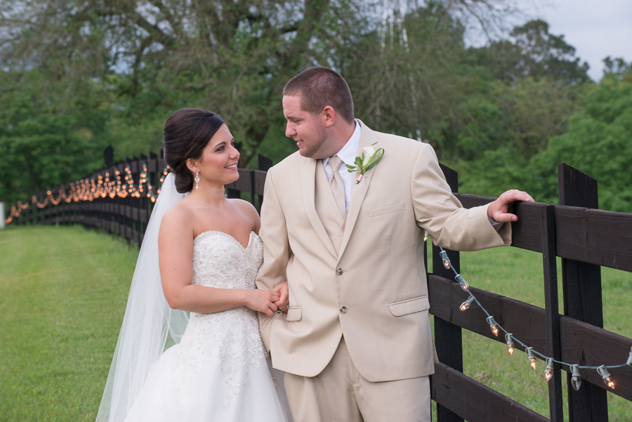 Laura & Nick- T&S Farms, Batesburg-Leesville SC Wedding