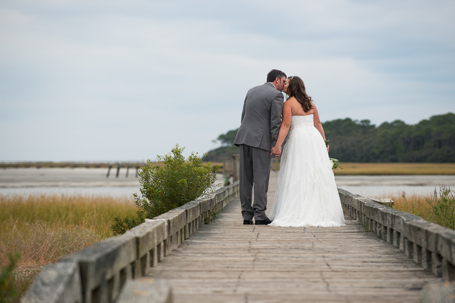 Melissa & Ryan – Fripp Island SC Wedding