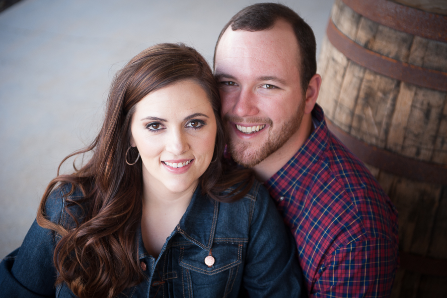Jennifer & Nate – Farm at Ridgeway Engagement