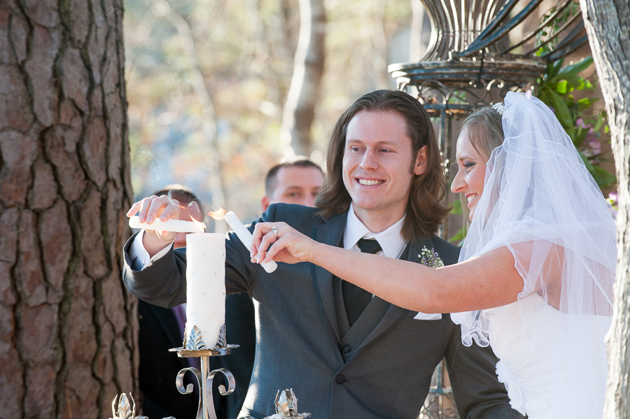 Katie & John- Lake Wateree, SC Wedding