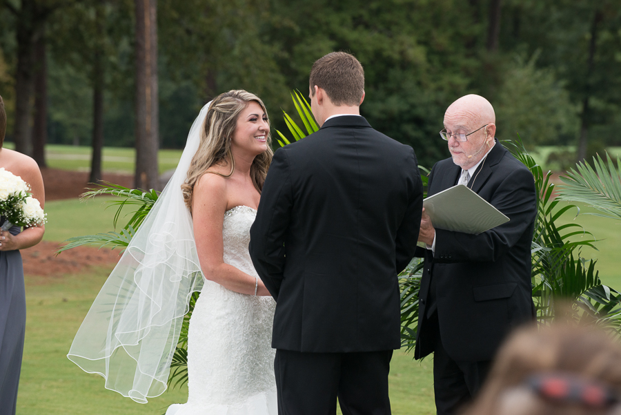 Sarah & Sawyer- Lexington Country Club, Lexington SC Wedding