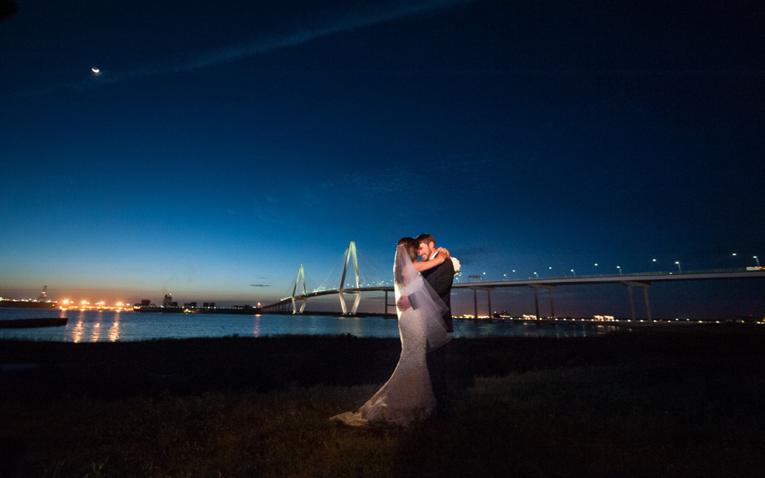 Roger & Regina – Harborside East Wedding, Charleston SC
