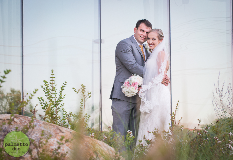 Christina & Chandler SC State Museum Wedding