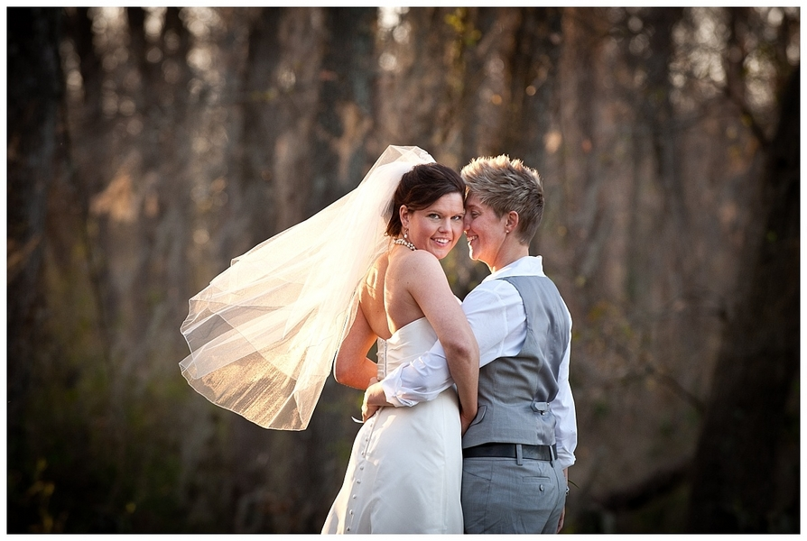 Adam's Pond Wedding Featured on Equally Wed