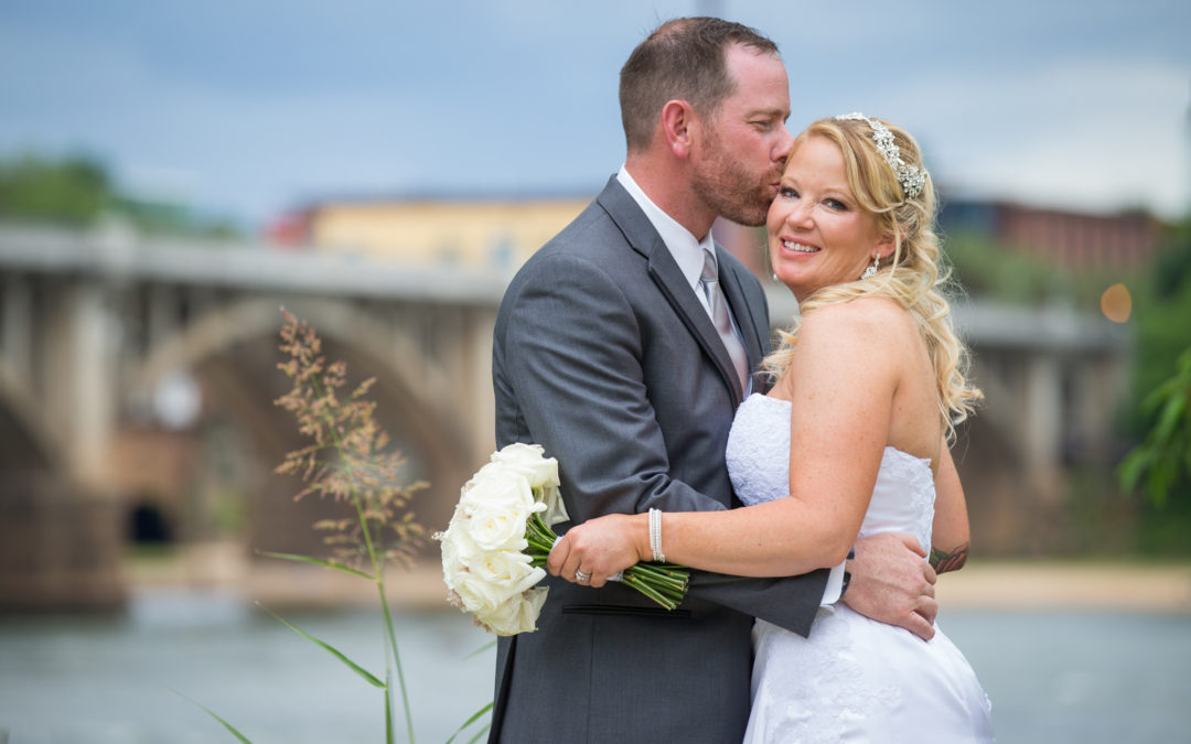Amber & Mike- Stone River Wedding