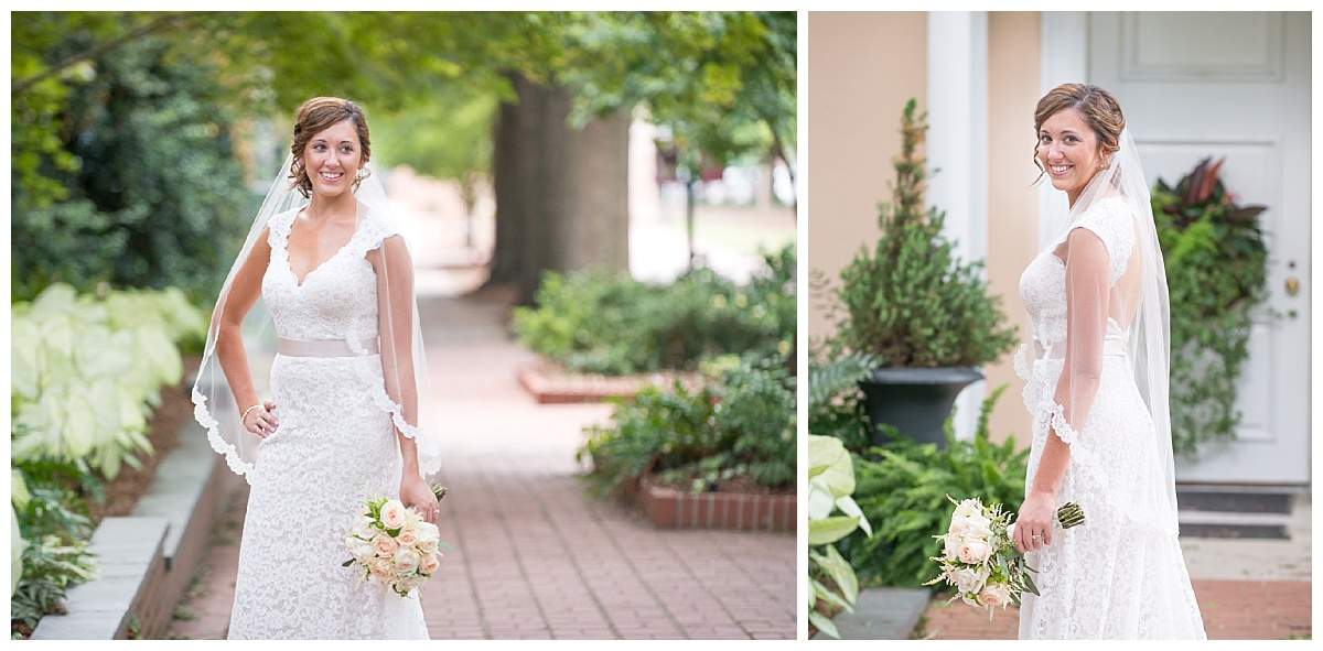 Columbia SC bridal session