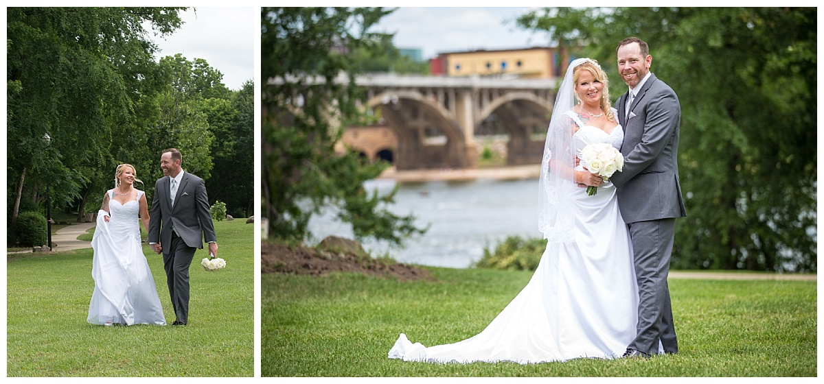 Stone River wedding photos