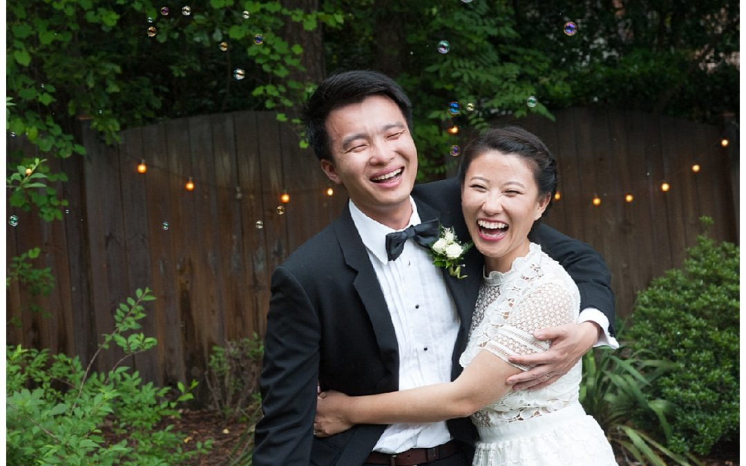 Runqing & Yuxiao – Lexington Wedding