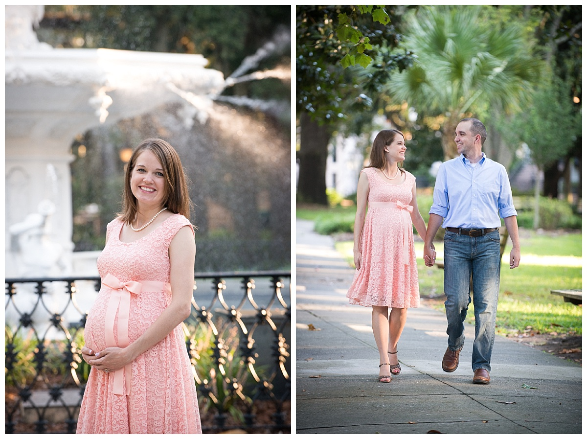 south carolina maternity photos