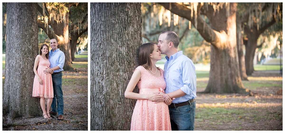 savannah maternity photos