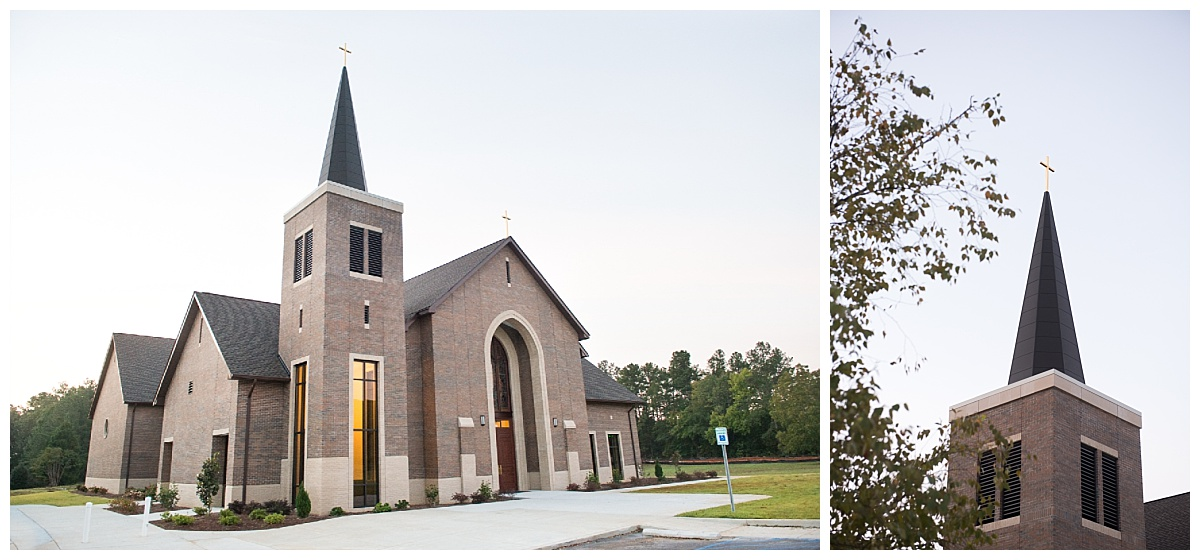 Our Lady of the Lake Catholic Church in Chapin SC