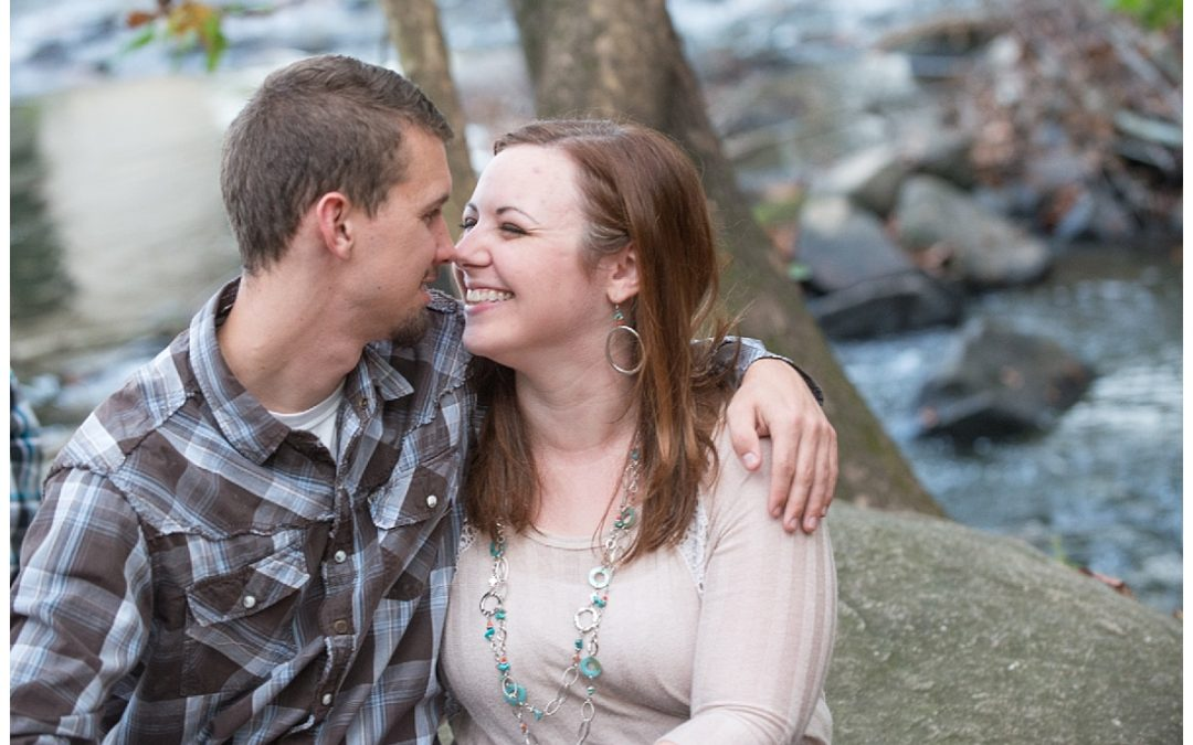 Jennifer & Michael Congaree River Engagement Session