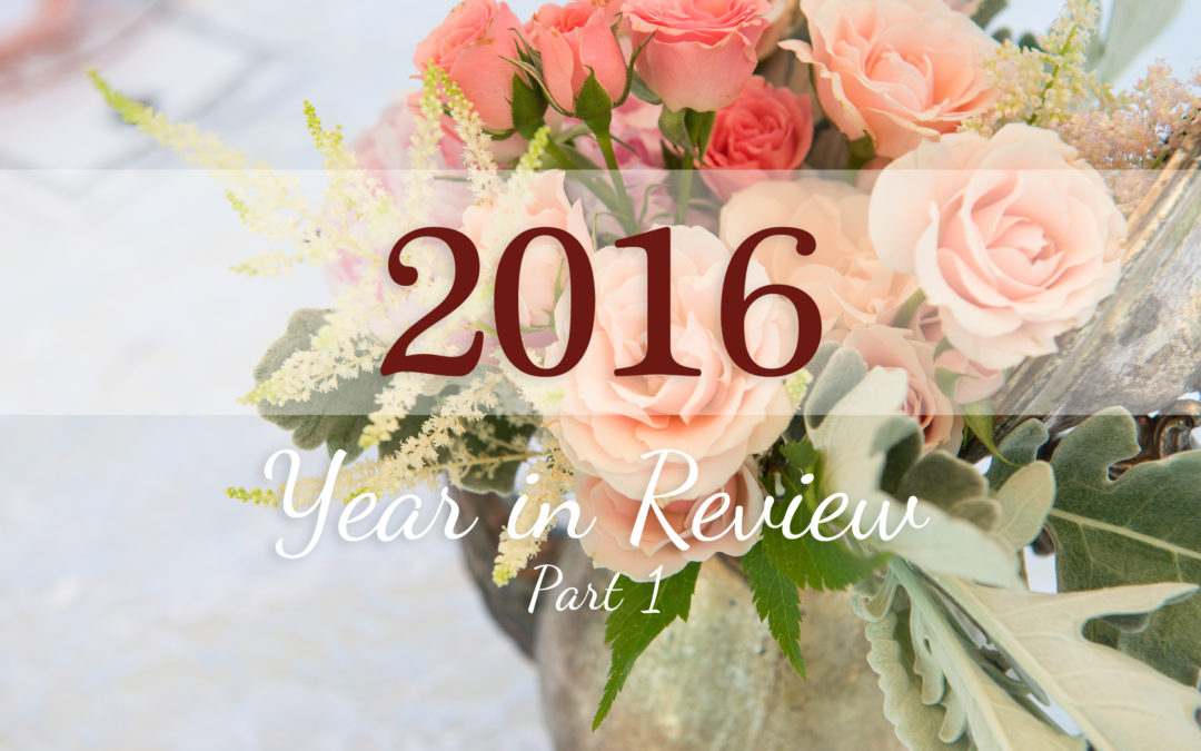 2016 Year End Review- Part 1