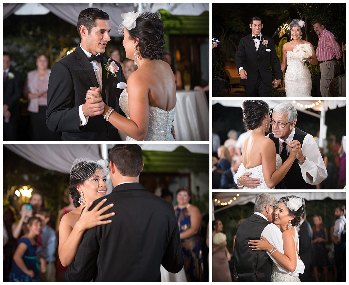 First dance at river road and jasmine House