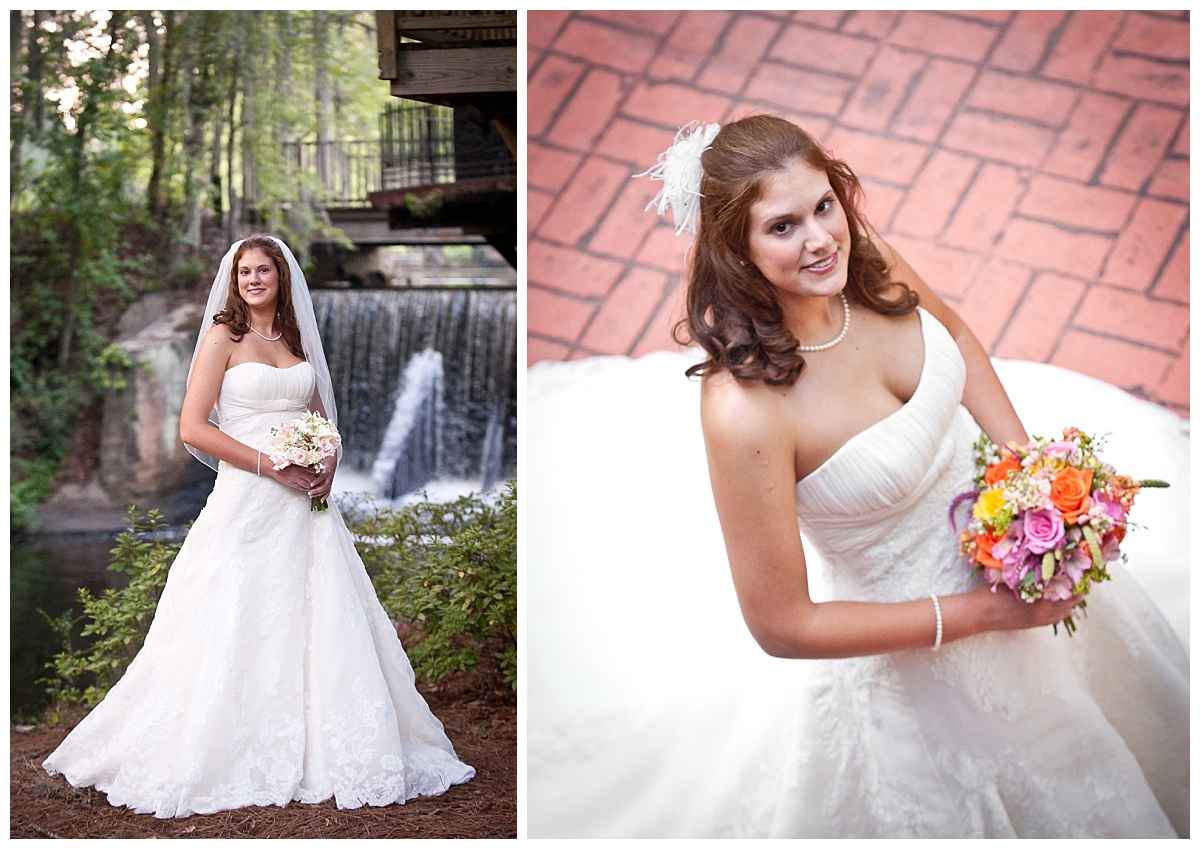 Adam's Pond Bridal