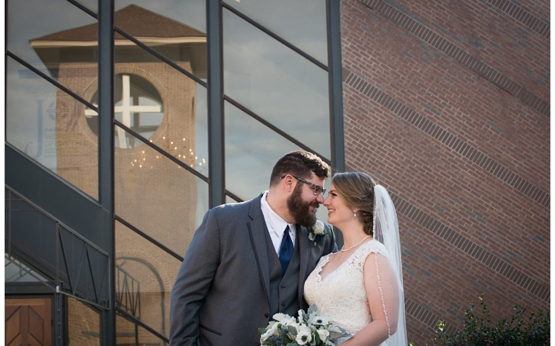Maddie & Justin- Corley Mill House Wedding