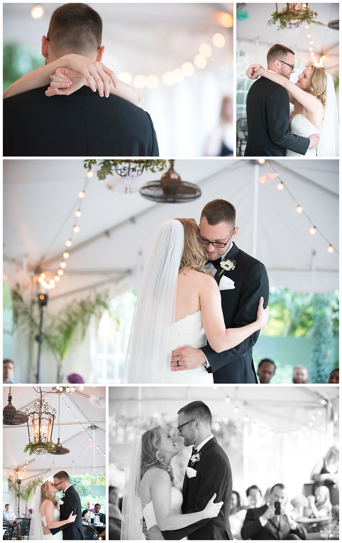 First dance at the River Road and Jasmine House