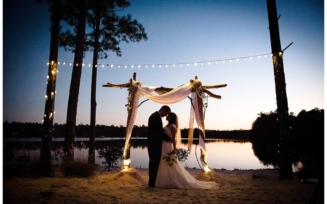 Stef and Bobby – Lake House at Lake Carolina Wedding