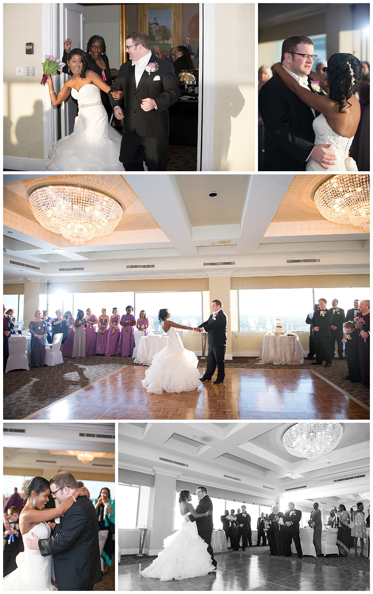 First dance at the capital city club in columbia sc