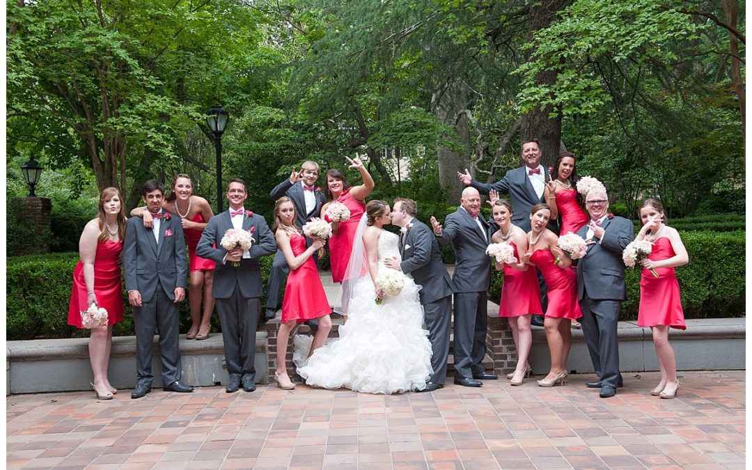 Carlie & Jake- Lace House, Columbia SC Wedding