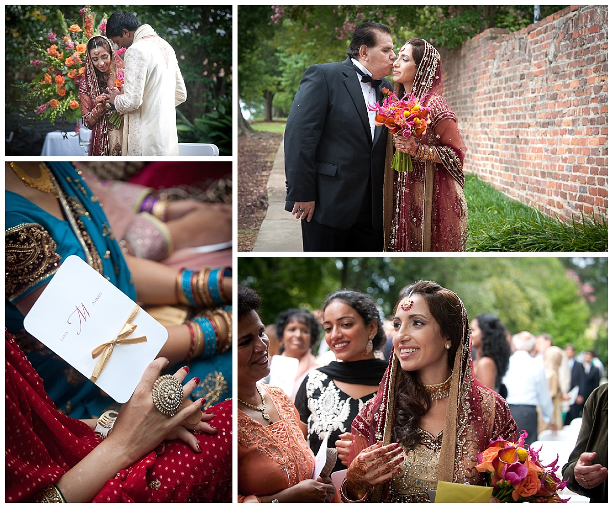 Lace House ceremony indian hindu wedding
