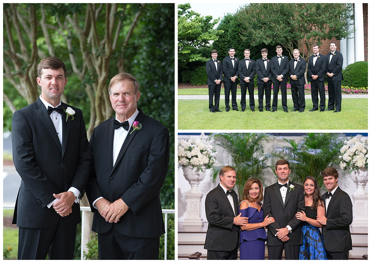 Groom's photos