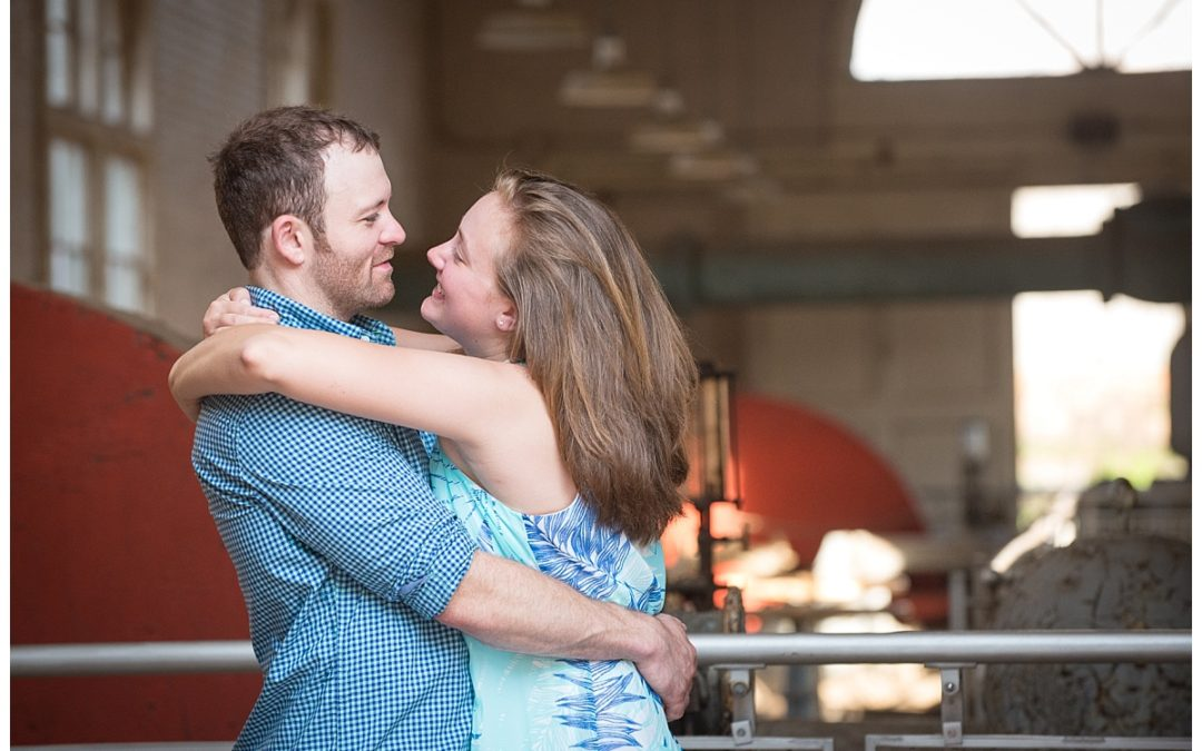 Katlyn & Patrick- Culver's Love Story, Columbia SC Engagement Session