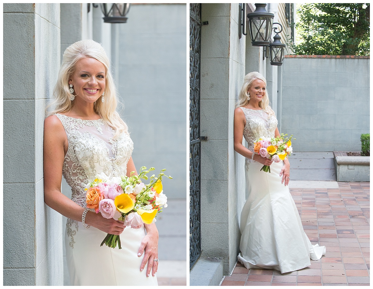 Lace House bridal session