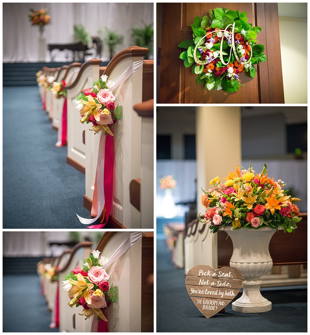 Church decorations