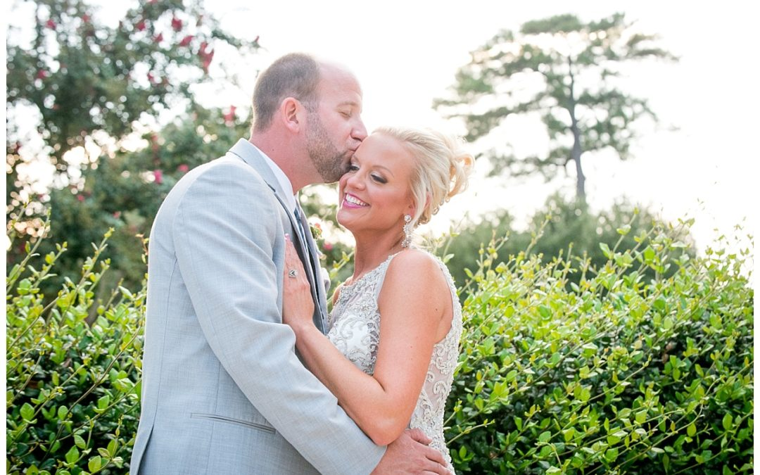 Ashley & Britton – Forest Lake Country Club Wedding