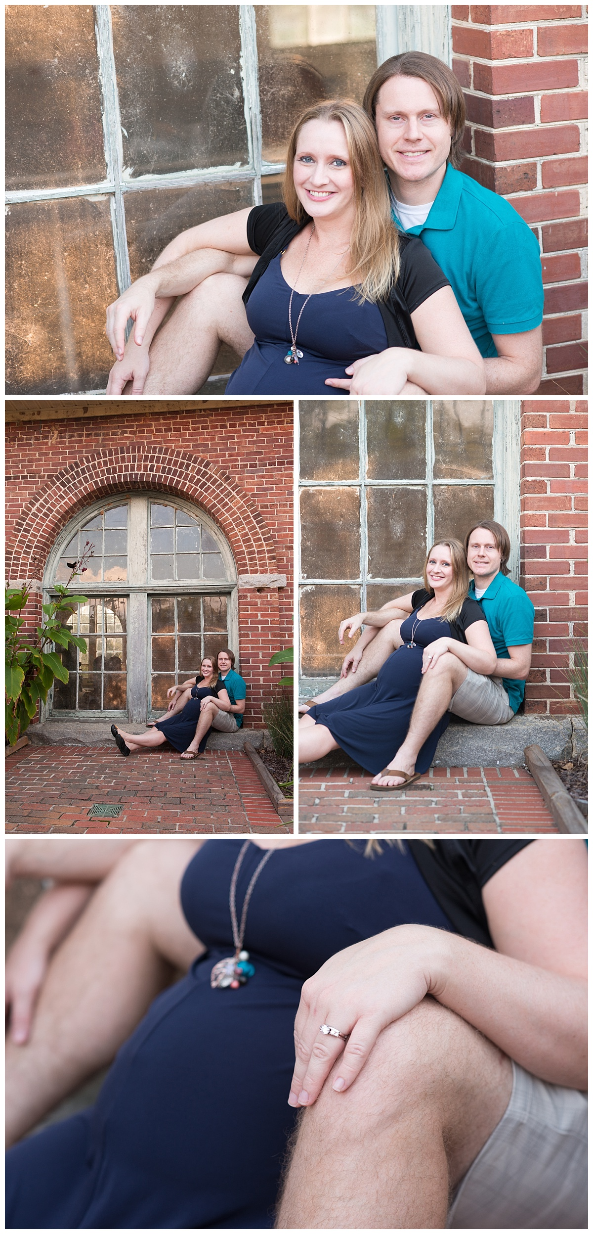 Rustic Maternity session