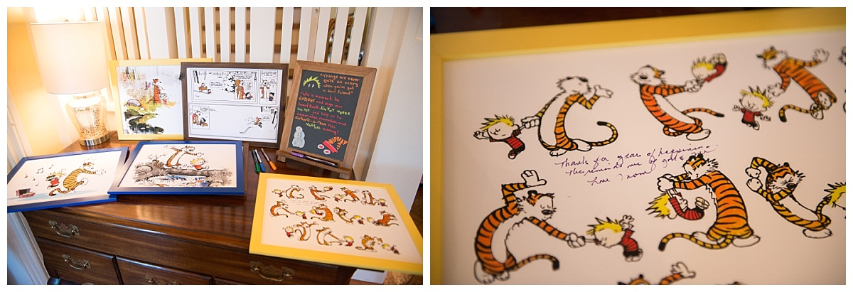 Calvin and Hobbes Guest book