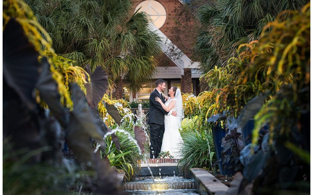 Kimberly & Andy- Riverbanks Zoo Wedding