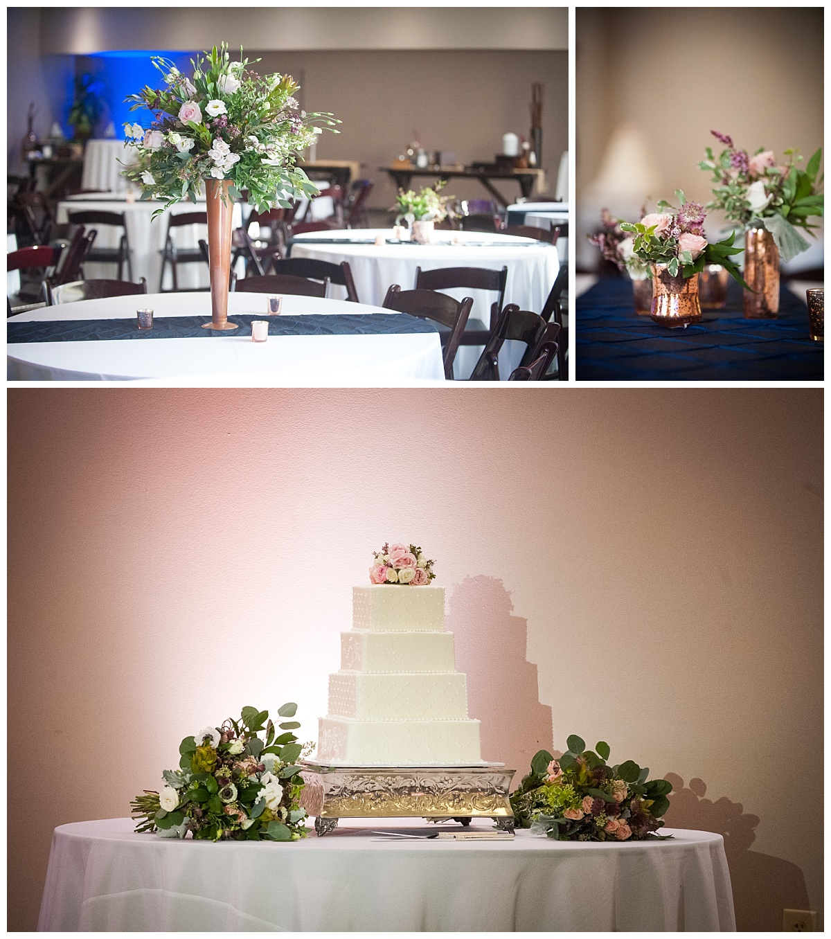 cake and riverbanks zoo reception