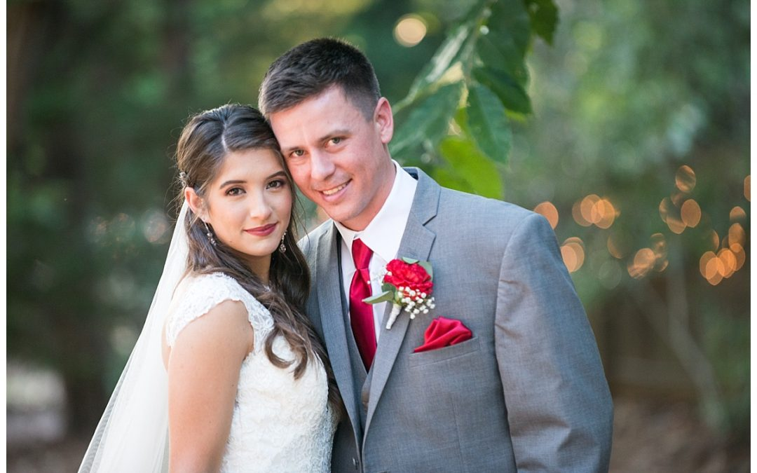 Rachel and Steven's Wintergreen Woods Wedding