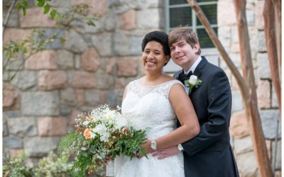Bri and William- Springdale House Wedding