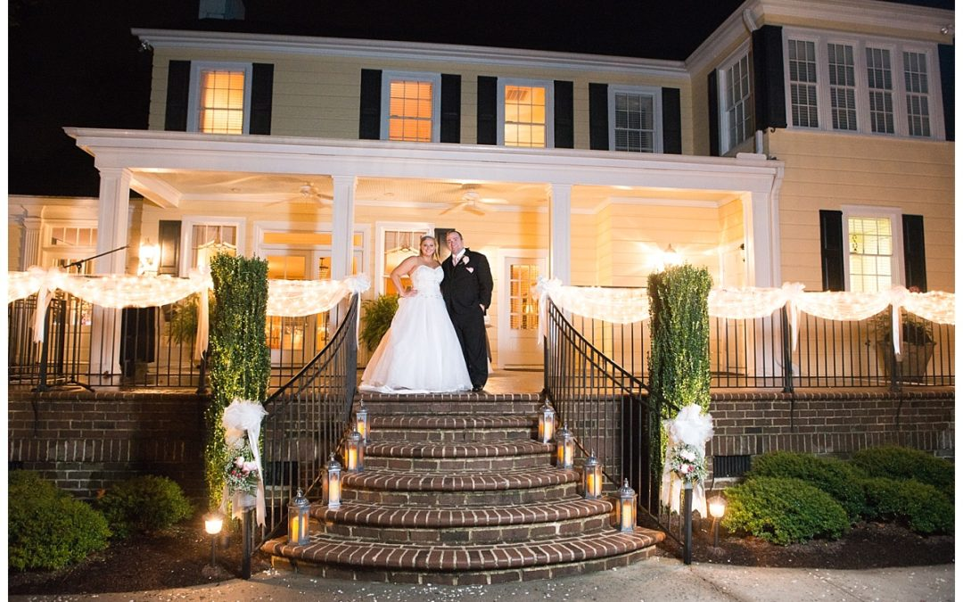 Kaitlyn & Alan- Springdale House Wedding