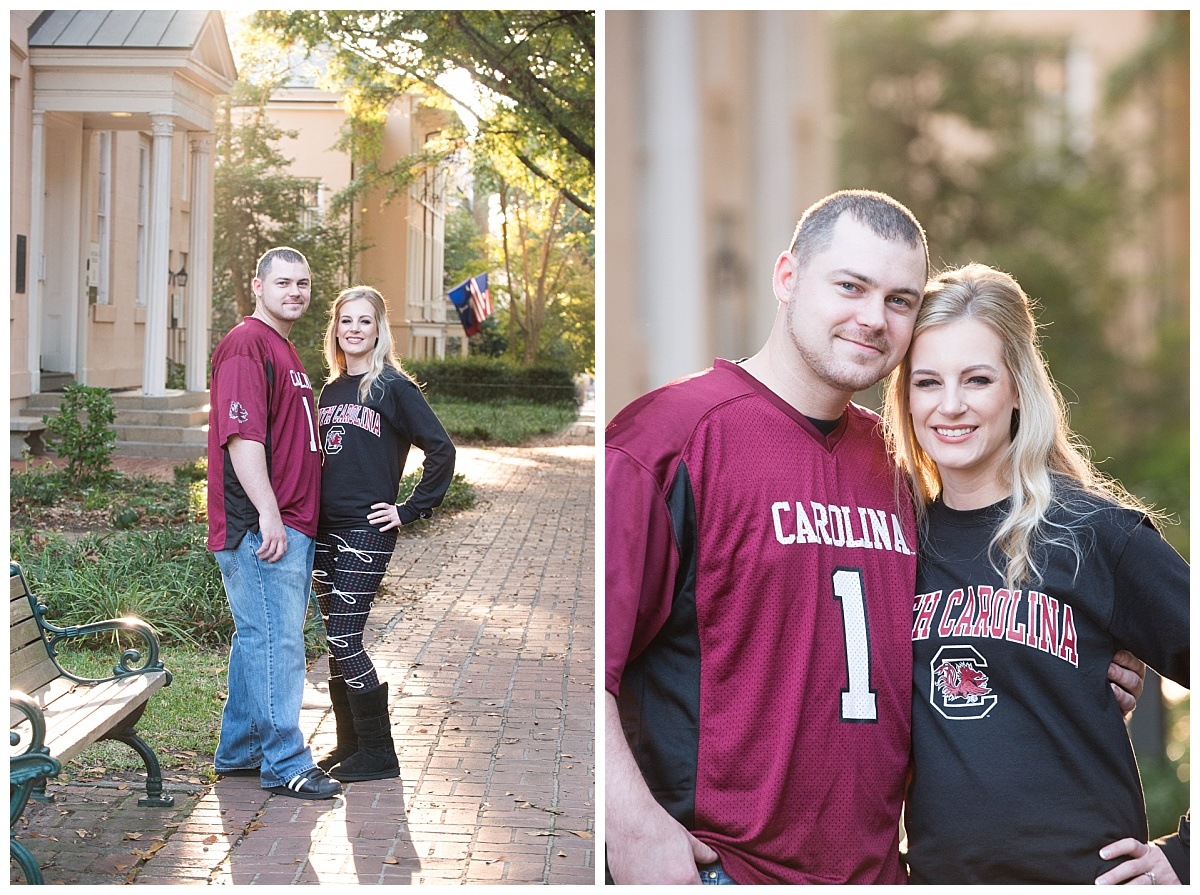 university of sc engagement session