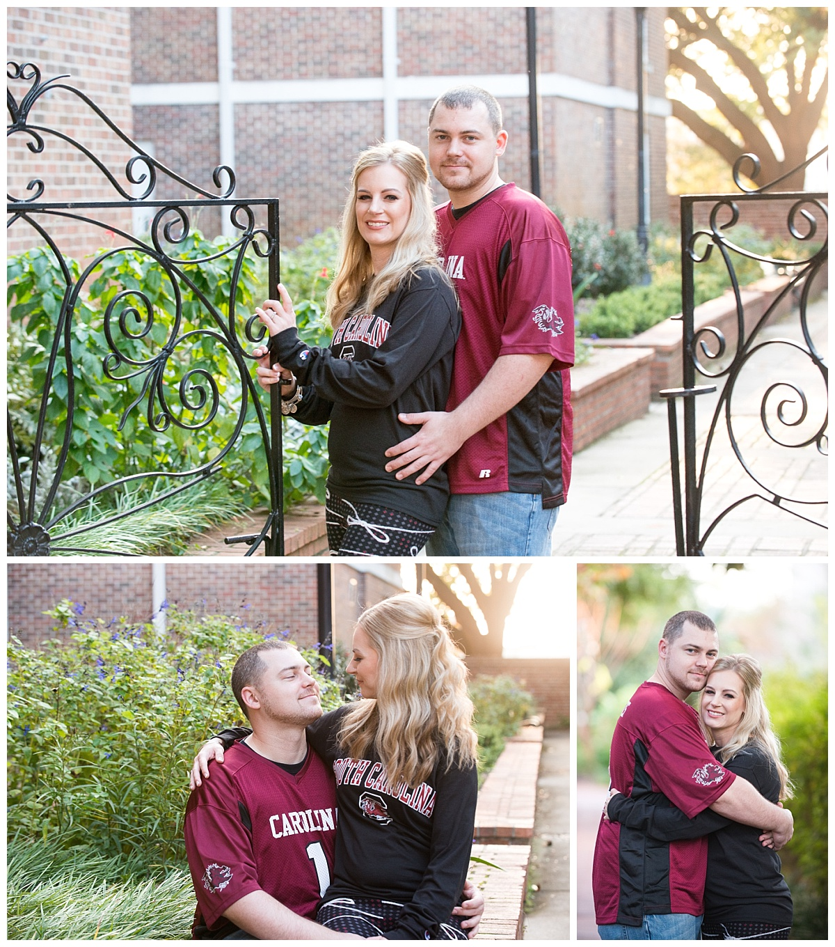 Columbia sc engagement photography