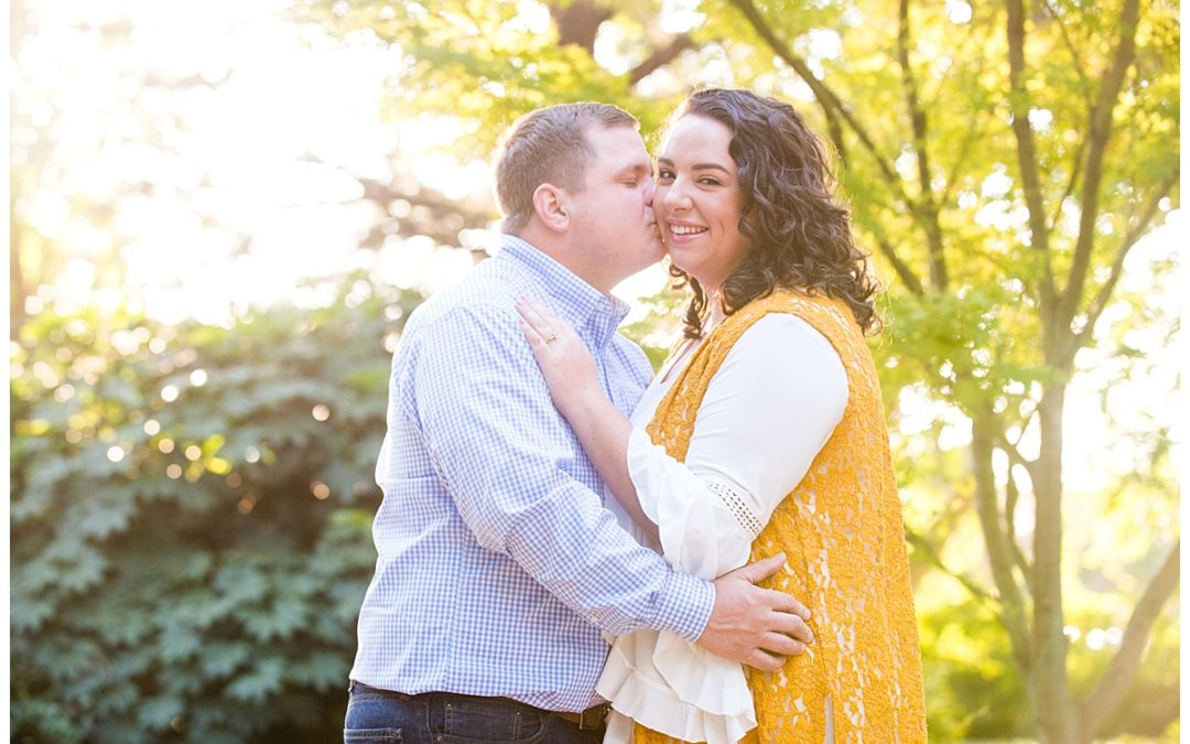 Meredith & Jason- Riverwalk and SC State House Engagement Session