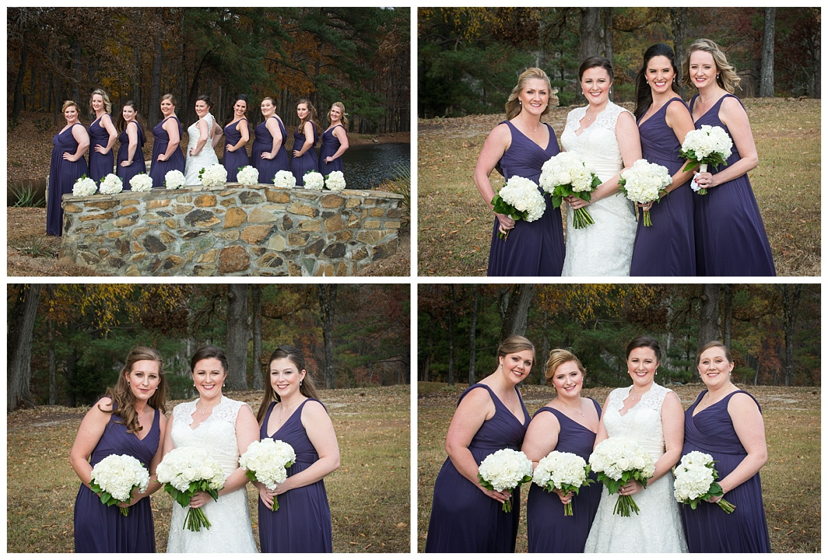 Bridesmaid groups