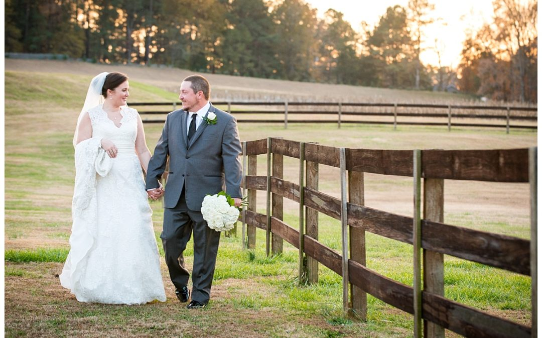 Stacey & Rocky- Farm at Ridgeway Wedding