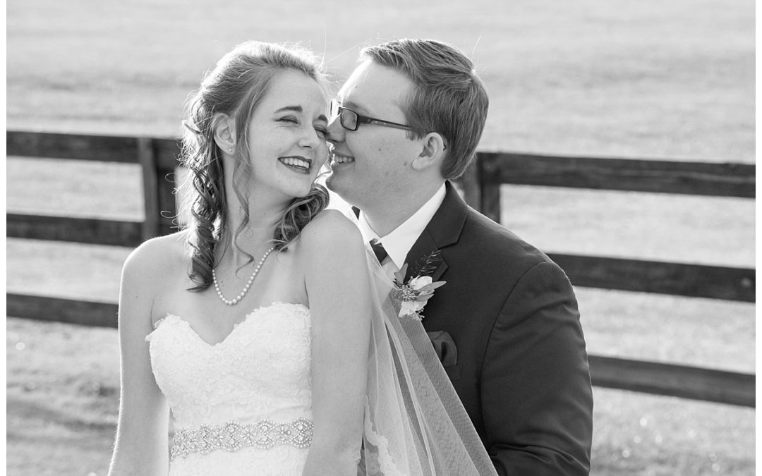 Hannah & James- Farm at Ridgeway Wedding