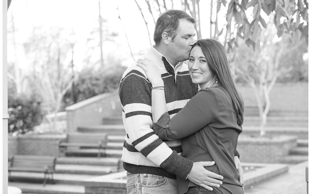 Layne & Robert Downtown Columbia Engagement Session
