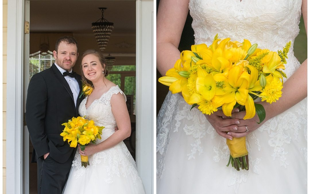 Katlyn & Patrick's Springdale House Wedding