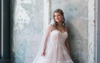 Kate's Bridal Portraits at 701 Whaley