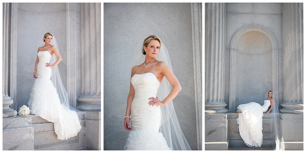 Bride at sc state house