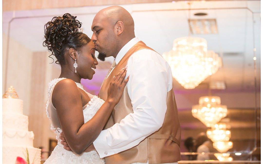 Jolicia & Tywan- Seawells Wedding