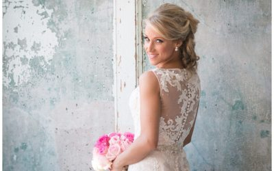 Megan's Bridal Portraits at 701 Whaley